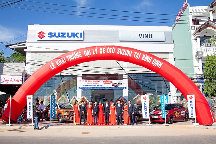 Suzuki Việt Pháp Vinh Nghệ An